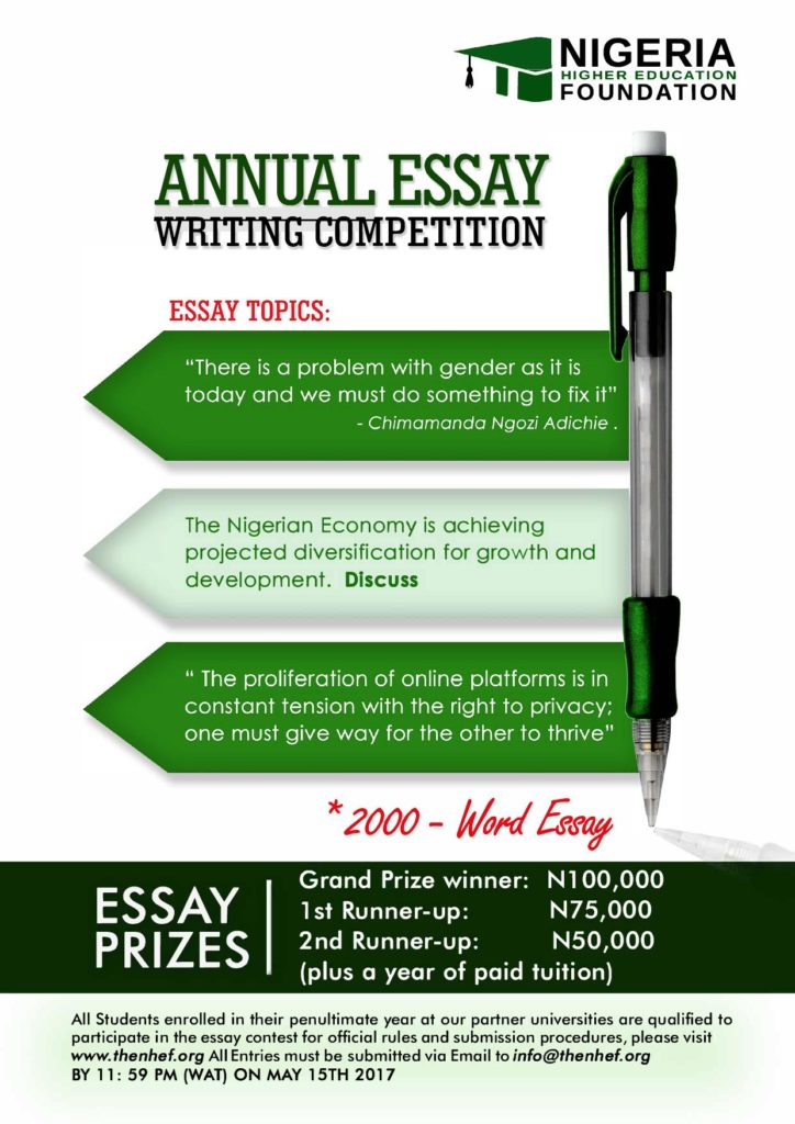 higher education essay topics