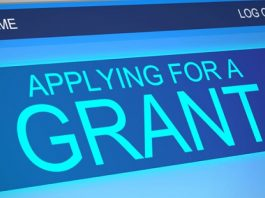 Federal grants application on Grants.Gov