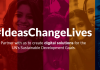 British Council #IdeasChangeLives Challenge 2018