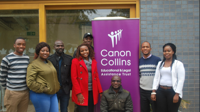 Canon Collins Scholarships