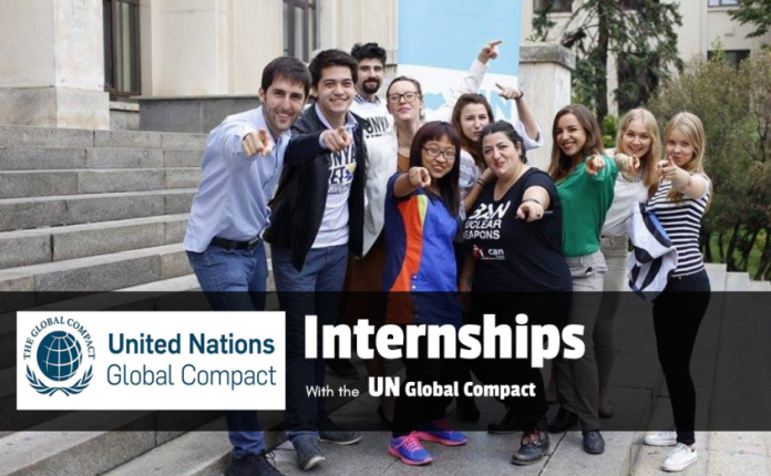 United Nations Global Compact Internship